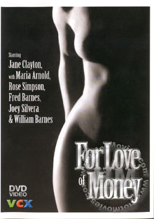 For Love of Money Box Cover