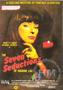 The Seven Seductions Of Madame Lau Box Cover