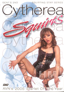 Cytherea Squirts Box Cover