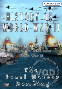 History Of World War II - The Pearl Harbor Bombing Box Cover