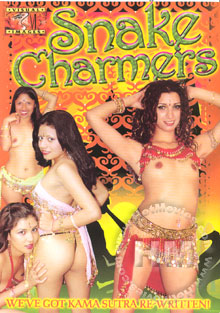 Snake Charmers Box Cover