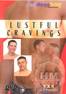 Lustful Cravings Box Cover