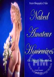 Naked Amateur Housewives Box Cover