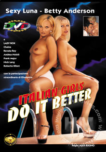 Quelle Brave Ragazze - Italian Girls Do It Better Box Cover