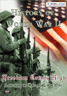 History Of World War II - Learning To Live With The War! Disc 2