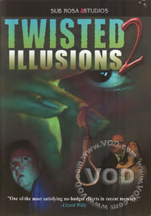 Twisted Illusions 2 Box Cover