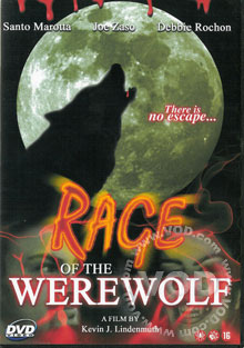 Rage Of The Werewolf Box Cover