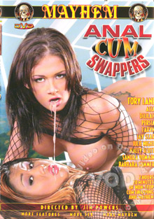 Anal Cum Swappers Box Cover