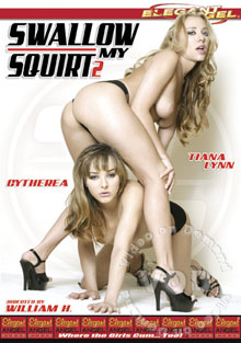 Swallow My Squirt 2 Box Cover
