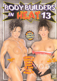 Body Builders In Heat 13 Box Cover