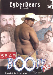 Bear Booty Call Box Cover