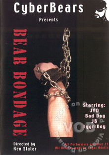 Bear Bondage Box Cover