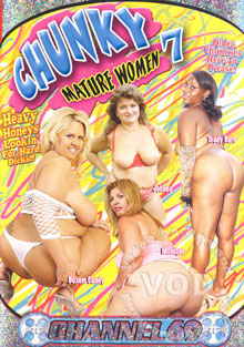 Chunky Mature Women 7 Box Cover