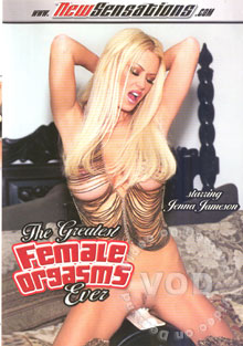 The Greatest Female Orgasms Ever Box Cover