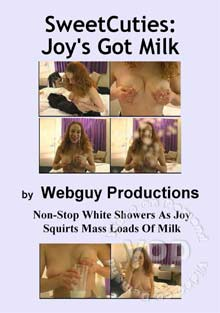 SweetCuties : Joy's Got Milk Box Cover