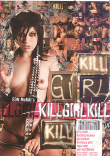 Kill Girl Kill Box Cover
