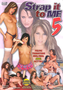 Strap It To Me 5 Box Cover