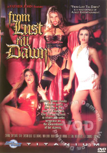 From Lust Till Dawn Box Cover
