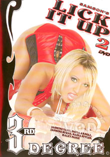 Lick It Up 2 Box Cover