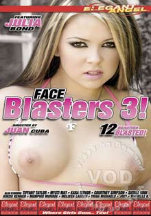 Face Blasters 3! Box Cover