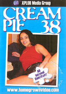 Cream Pie 38 Box Cover