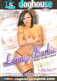Lanny Barbie - Born To Be A Star Box Cover