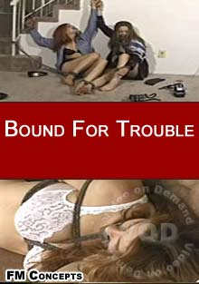 Bound For Trouble Box Cover