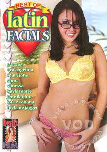 Best Of Latin Facials Box Cover