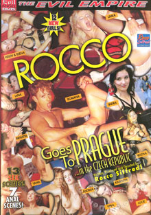 Rocco Goes To Prague Box Cover