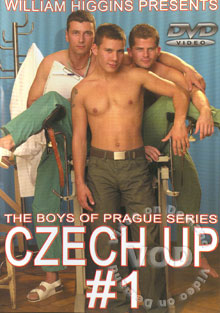 Czech Up #1 Box Cover