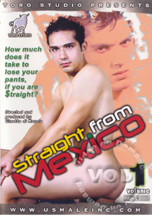Straight From Mexico 1 Box Cover