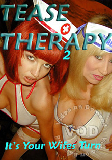 Tease Therapy 2 Box Cover