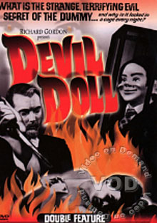 Devil Doll Box Cover