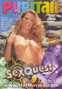 Sex Quest Box Cover