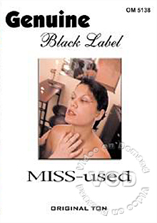 Miss-used Box Cover