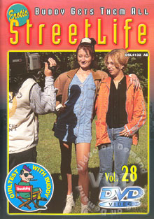 Erotic Street Life Vol. 28 - Girltest With Buddy Box Cover