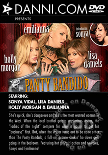 The Panty Bandido Box Cover
