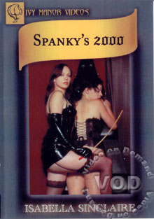 Spanky's 2000 Box Cover
