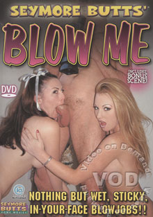Blow Me Box Cover