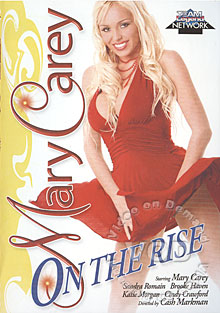 Mary Carey On The Rise Box Cover