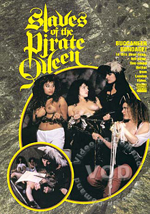 Slaves Of The Pirate Queen Box Cover