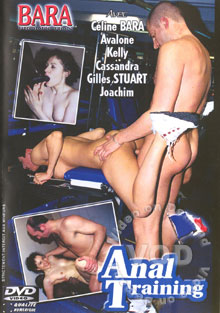 Anal Training Box Cover