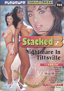 Stacked Volume 2  - Nightmare In Tittsville Box Cover