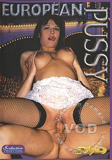 European Pussy Box Cover