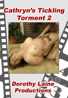Cathryn's Tickling Torment 2 Box Cover