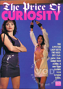 The Price Of Curiosity Box Cover
