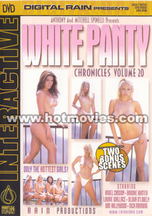 White Panty Chronicles v.20 Box Cover