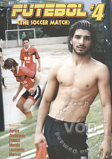 Futebol #4 (The Soccer Match) Box Cover