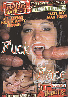 Gang Bangin - Fuck Face Box Cover