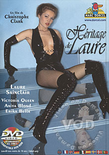 L'Heritage De Laure (Laure's Inheritance) Box Cover